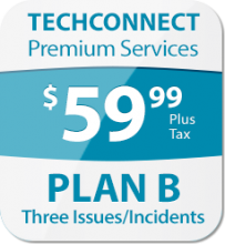 Premium Service Plan - 3 Incidents / Issues