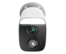 Full HD Outdoor Wi-Fi Spotlight Camera with Built-in Smart Home Hub (DCS-8630LH)