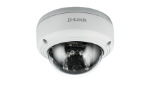 2MP Full HD Outdoor Vandal Proof PoE Dome Camera