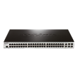 48-Port 10/100 L2 Switch, 2 SFP and 2 Combo SFP (DES-3200-52)