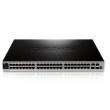 xStack 48-Port L3 PoE+ Switch with 4 Combo SFP/SFP+, Standard Image (DGS-3620-52P/SI)