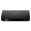 Wired SSL VPN Router, 8 Fast Ethernet Ports, 1 WAN (DSR-150)