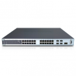 xStack 24-Port Gigabit L2+ PoE Switch with 4 Combo SFP and 2 Open 10G Slots (DXS-3227P)